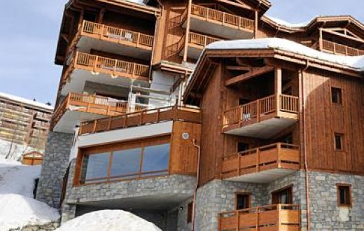 rezidence Lodge Hemera****